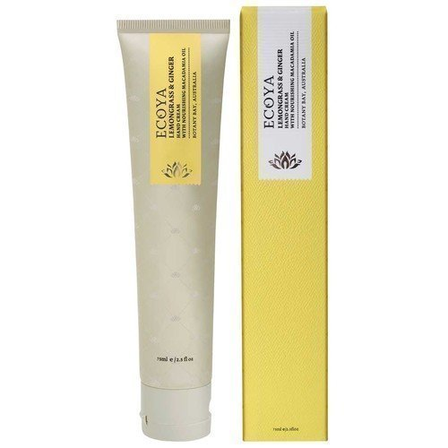 Ecoya Lemongrass & Ginger Hand Cream