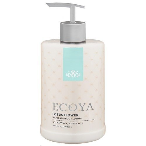 Ecoya Lotus Flower Hand & Body Lotion