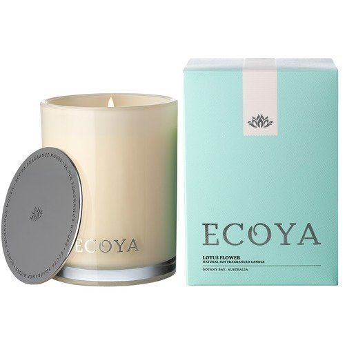 Ecoya Lotus Flower Madison Boxed Jar