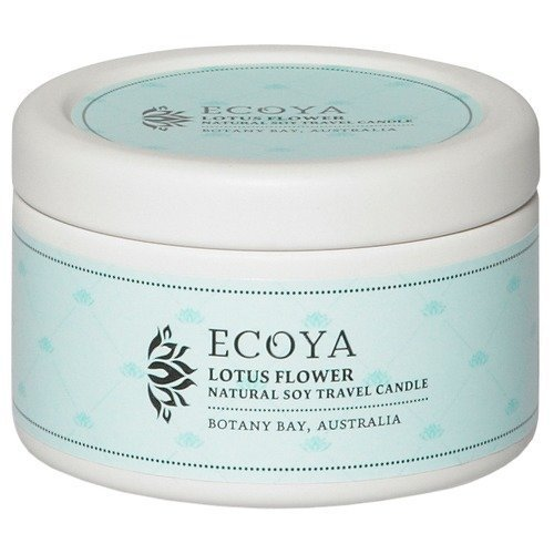Ecoya Lotus Flower Travel Tin