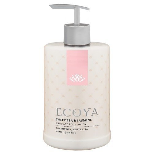 Ecoya Sweet Pea & Jasmine Hand & Body Lotion