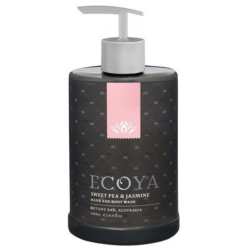Ecoya Sweet Pea & Jasmine Hand & Body Wash