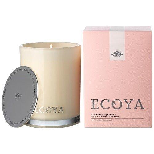 Ecoya Sweet Pea & Jasmine Madison Boxed Jar