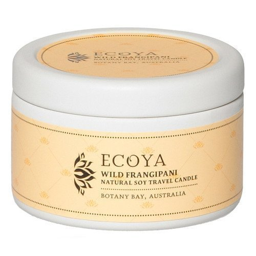 Ecoya Travel Tin Wild Frangipani