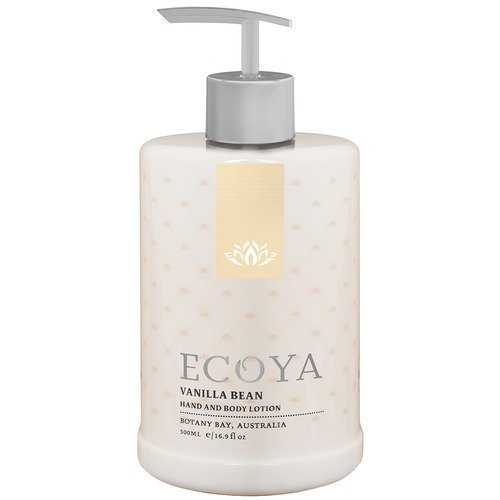Ecoya Vanilla Bean Hand & Body Lotion