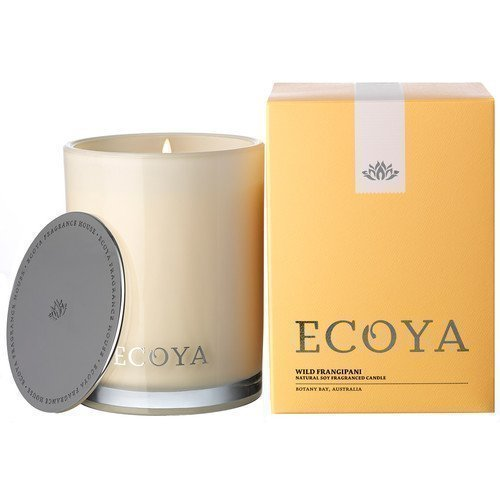 Ecoya Wild Frangipani Madison Boxed Jar