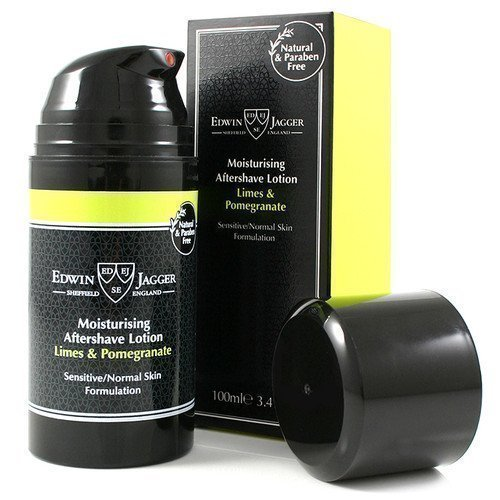 Edwin Jagger Natural After Shave Lotion Limes & Pomegranate