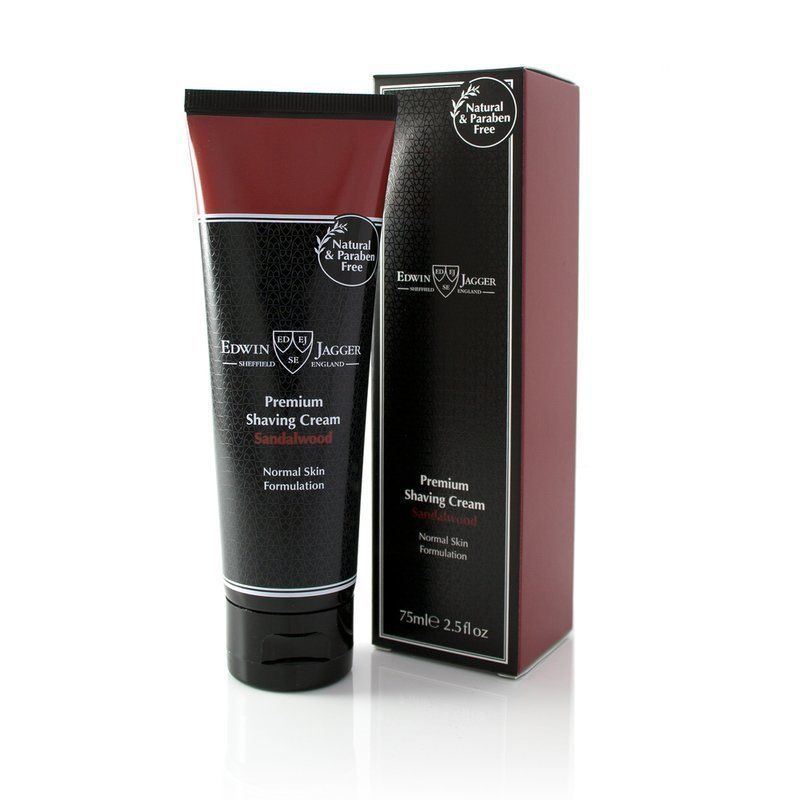 Edwin Jagger Premium Shaving Cream Tube