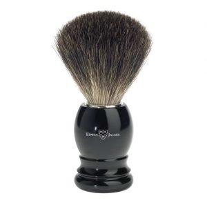 Edwin Jagger Shaving Brush Black Pure Badger