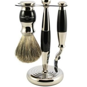 Edwin Jagger Three Piece Set Mach 3 Razor