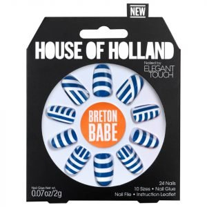 Elegant Touch House Of Holland V Nails Breton Babe