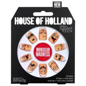 Elegant Touch House Of Holland V Nails Monsieur Madness
