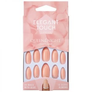 Elegant Touch Queen Of The Night Nails Phone Line