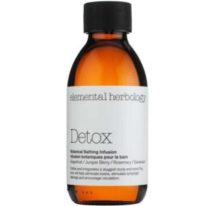 Elemental Herbology Detox Botanical Bathing Infusion 150 Ml
