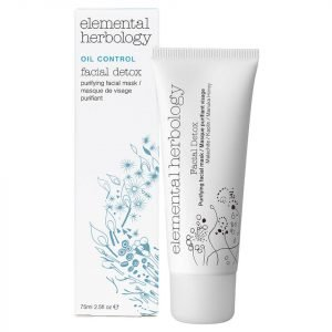 Elemental Herbology Facial Detox Purifying Facial Mask 75 Ml