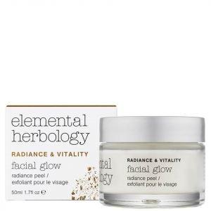 Elemental Herbology Facial Glow Radiance Peel 50 Ml