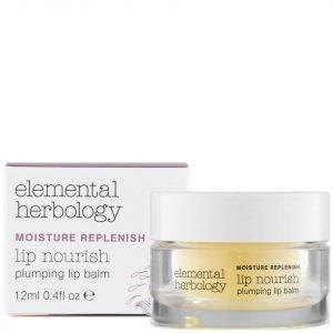 Elemental Herbology Lip Nourish Plumping Lip Balm
