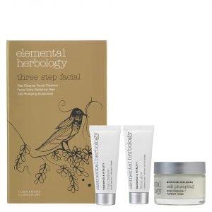 Elemental Herbology Three Step Facial