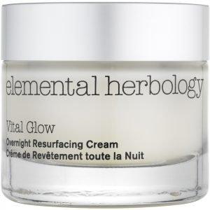 Elemental Herbology Vital Glow Overnight Resurfacing Cream 50 Ml