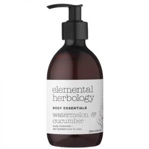 Elemental Herbology Watermelon And Cucumber Body Moisturiser