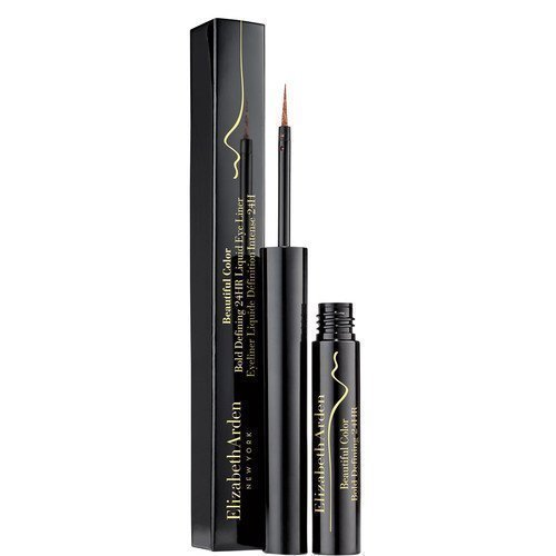Elizabeth Arden Beautiful Color Bold Defining 24H Liquid Liner Gilded Brown 02