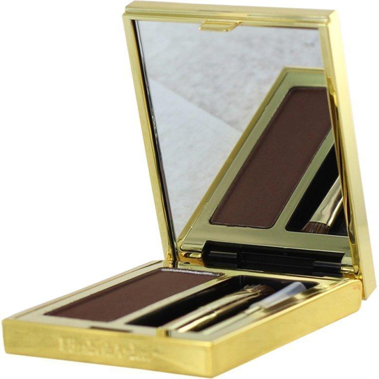 Elizabeth Arden Beautiful Color Brow Shaper & Eyeliner Brunette 3g