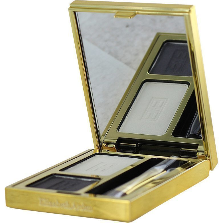 Elizabeth Arden Beautiful Color Eyeshadow Duo Black Tie 3
