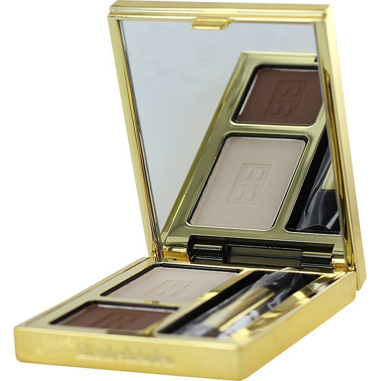 Elizabeth Arden Beautiful Color Eyeshadow Duo Caf Au Lait 3