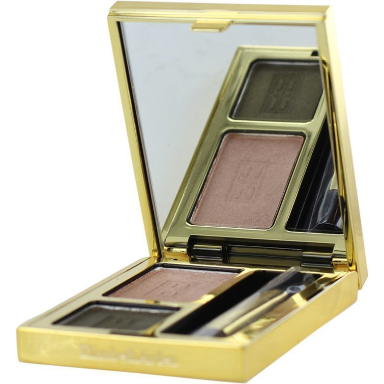 Elizabeth Arden Beautiful Color Eyeshadow Duo Classic Khaki 3