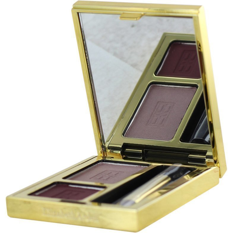 Elizabeth Arden Beautiful Color Eyeshadow Duo Heathered Plums 3