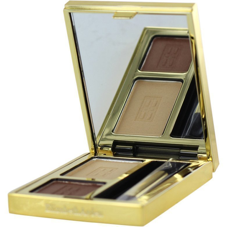 Elizabeth Arden Beautiful Color Eyeshadow Duo Precious Metals 3