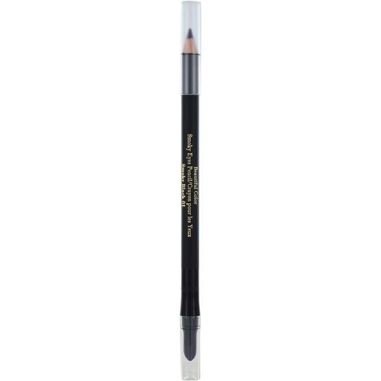 Elizabeth Arden Beautiful Color Smoky Eyes Pencil 01 Smokey Black 1