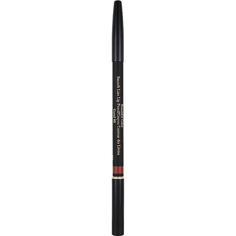 Elizabeth Arden Beautiful Color Smooth Line Lip Pencil Coral 1g