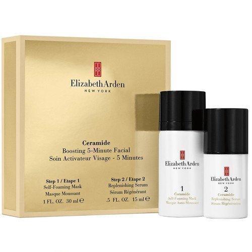 Elizabeth Arden Ceramide Boosting 5-Minute Facial Mask+Serum