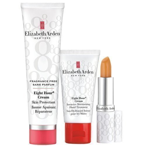 Elizabeth Arden Eight Hour Cream Fragrance Free Protectant Set