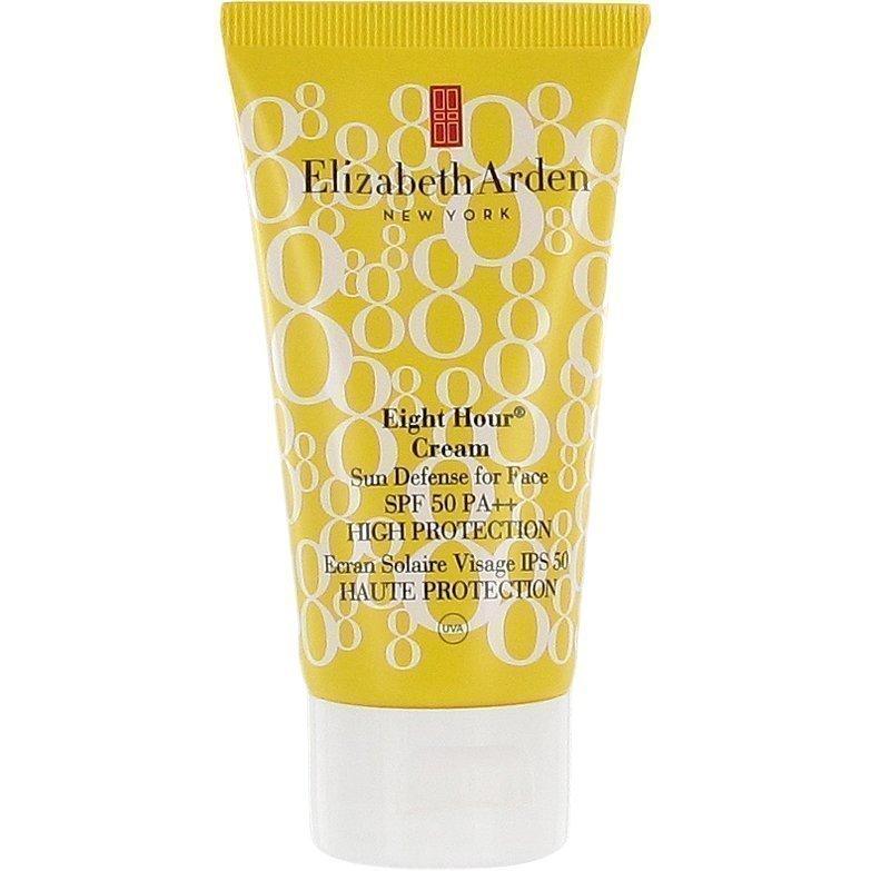 Elizabeth Arden Eight Hour Cream Sun Defense for Face SPF 50 50ml
