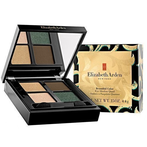 Elizabeth Arden Eye Shadow Quad Golden Opulence