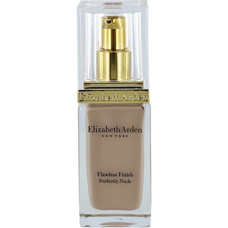 Elizabeth Arden Flawless Finish Perfectly Nude Makeup 08 Cashmere SPF15 30ml