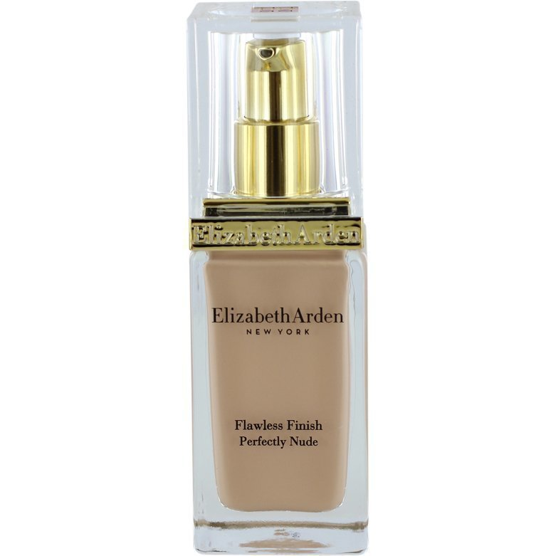 Elizabeth Arden Flawless Finish Perfectly Nude Makeup 10 Tawny SPF15 30ml