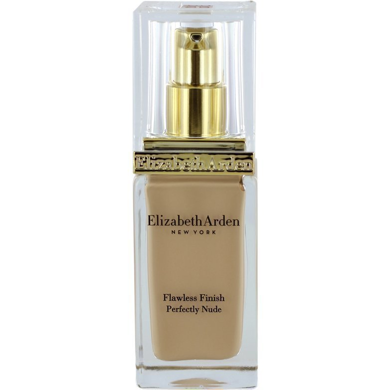 Elizabeth Arden Flawless Finish Perfectly Nude Makeup 12 Amber SPF15 30ml