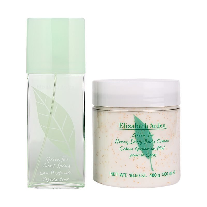 Elizabeth Arden Green Tea Duo EdP 100ml Body Cream 500ml