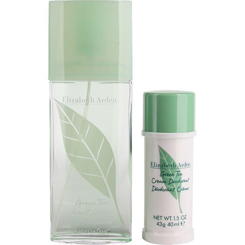 Elizabeth Arden Green Tea Duo EdP 100ml Cream Deodorant 40ml