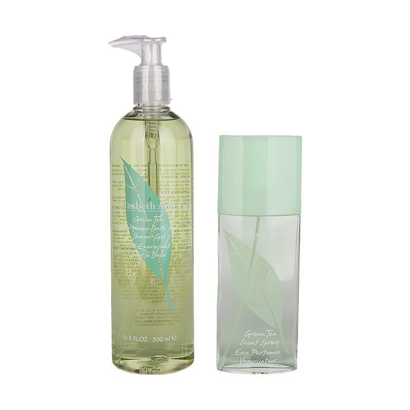 Elizabeth Arden Green Tea Duo EdP 100ml Shower Gel 500ml