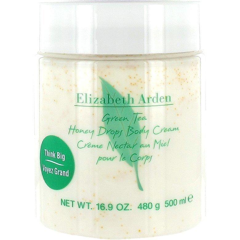 Elizabeth Arden Green Tea Honey Drops Body Cream Honey Drops Body Cream 500ml