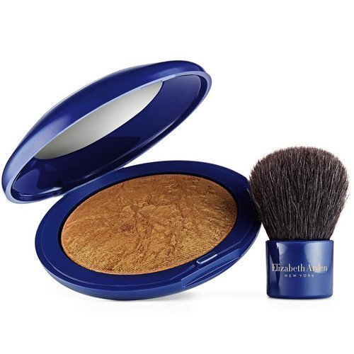 Elizabeth Arden Pure Finish Summer Escape Bronzing Powder Deep Glow