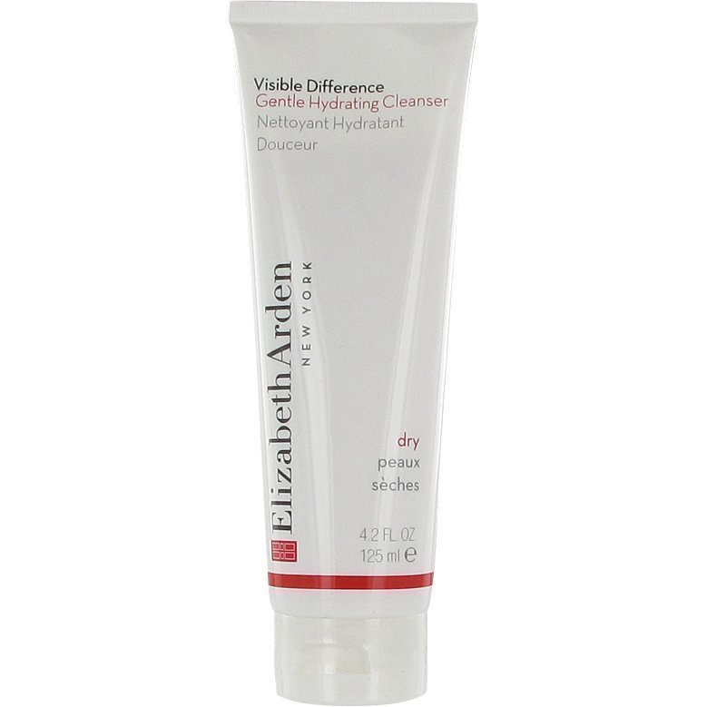 Elizabeth Arden Visible Difference Gentle Hydrating Cleanser (Dry Skin) 125ml