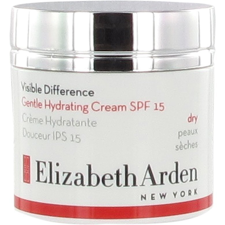 Elizabeth Arden Visible Difference Gentle Hydrating Cream SPF 15 50ml
