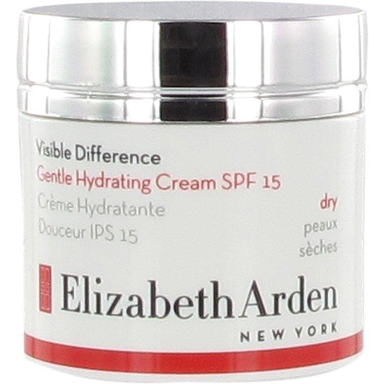 Elizabeth Arden Visible Difference Gentle Hydrating Cream SPF 15 50ml