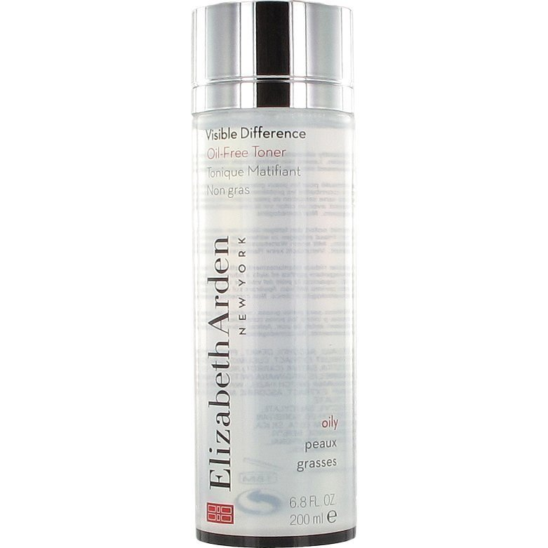 Elizabeth Arden Visible DifferenceFree Toner (Oily Skin) 200ml