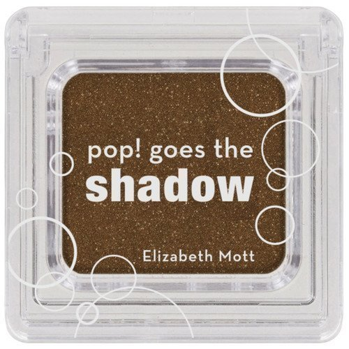 Elizabeth Mott Pop! Goes The Shadow Antique Brass